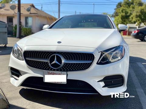 2018 Mercedes-Benz E-Class for sale in Los Angeles, CA