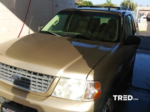 2002 Ford Explorer for sale in Los Angeles, CA
