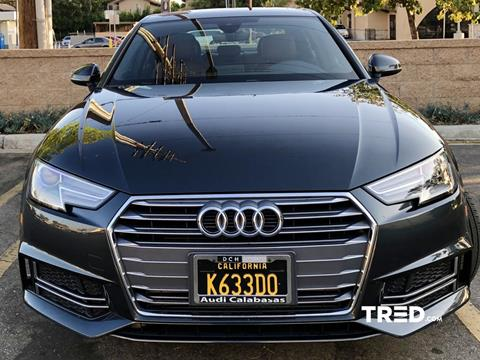 2018 Audi A4 for sale in Los Angeles, CA