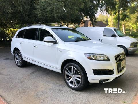 2015 Audi Q7 for sale in Los Angeles, CA
