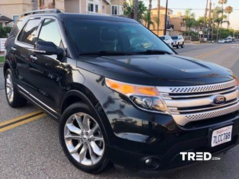 2013 Ford Explorer for sale in Los Angeles, CA