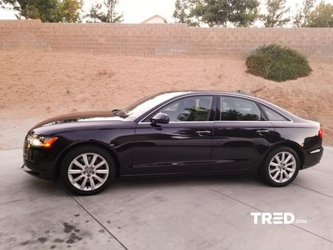2015 Audi A6 for sale in Los Angeles, CA