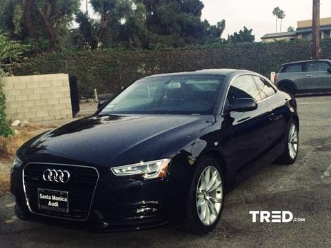 2013 Audi A5 for sale in Los Angeles, CA