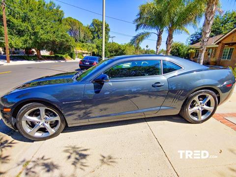 2013 Chevrolet Camaro for sale in Los Angeles, CA