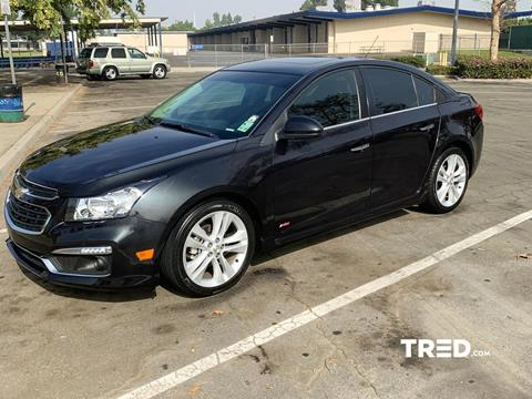 2015 Chevrolet Cruze for sale in Los Angeles, CA