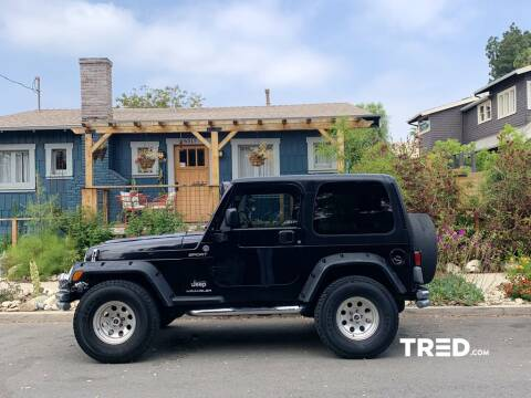 2006 Jeep Wrangler for sale in Los Angeles, CA