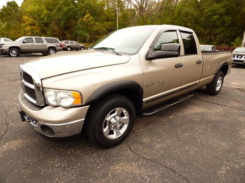 2005 Dodge Ram Pickup 2500 for sale at Chris's Century Car Company in Saint Paul MN