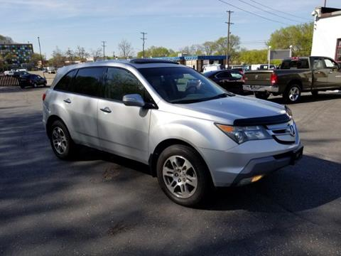 2008 Acura MDX for sale at Chris's Century Car Company in Saint Paul MN