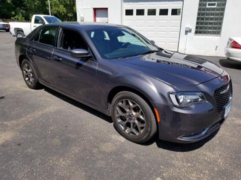 2016 Chrysler 300 for sale at Chris's Century Car Company in Saint Paul MN