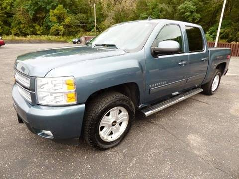 2013 Chevrolet Silverado 1500 for sale at Chris's Century Car Company in Saint Paul MN