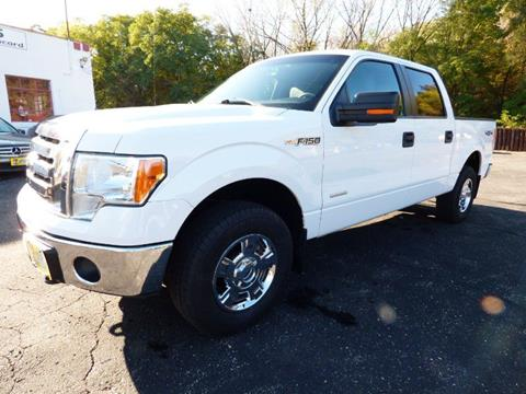 2012 Ford F-150 for sale at Chris's Century Car Company in Saint Paul MN