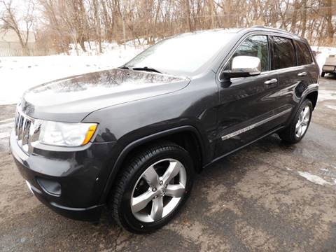2011 Jeep Grand Cherokee for sale at Chris's Century Car Company in Saint Paul MN