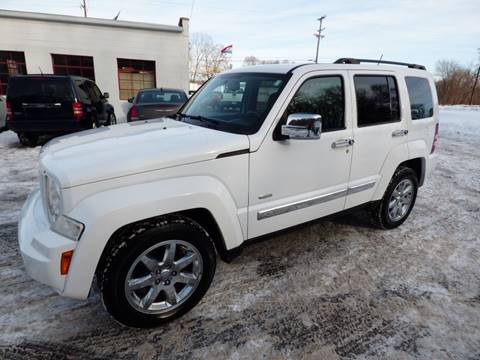 2012 Jeep Liberty for sale at Chris's Century Car Company in Saint Paul MN