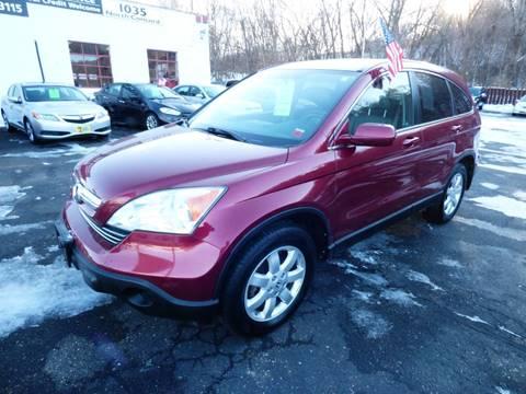 2008 Honda CR-V for sale at Chris's Century Car Company in Saint Paul MN