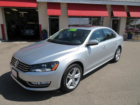 2014 Volkswagen Passat for sale in Middleton, WI