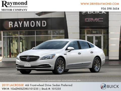 2019 Buick LaCrosse for sale in Center, TX