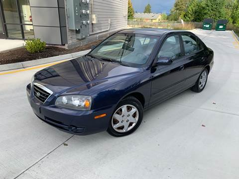 2005 Hyundai Elantra for sale in Lynnwood, WA