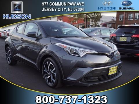 2018 Toyota C-HR for sale in Jersey City, NJ