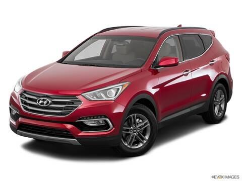 2017 Hyundai Santa Fe Sport 2.4L for sale at HUDSON SUBARU in Jersey City NJ