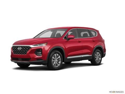 2020 Hyundai Santa Fe SE for sale at HUDSON SUBARU in Jersey City NJ