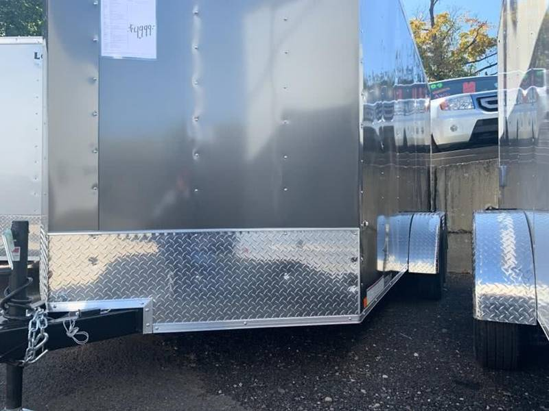 "2020 Look Trailers ST Cargo DLX/Flat Top/30"" Slop"