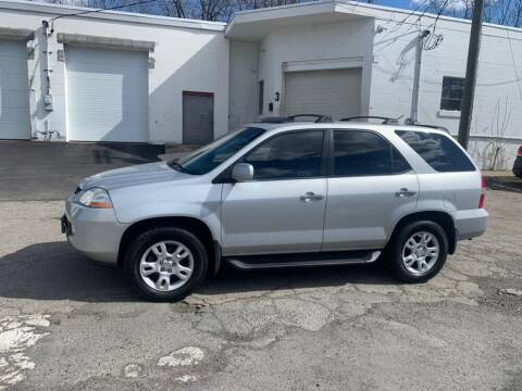 2001 Acura MDX Touring for sale at Car VIP Auto Sales in Danbury CT