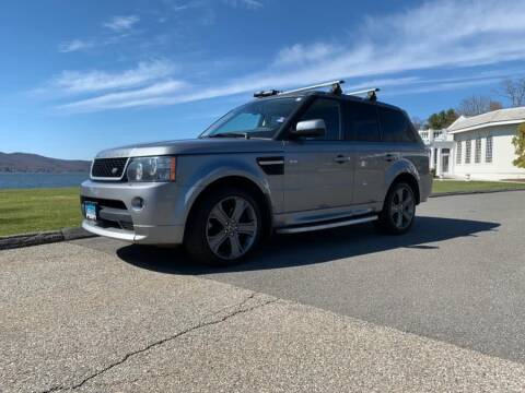 2012 Land Rover Range Rover Sport for sale at Car VIP Auto Sales in Danbury CT