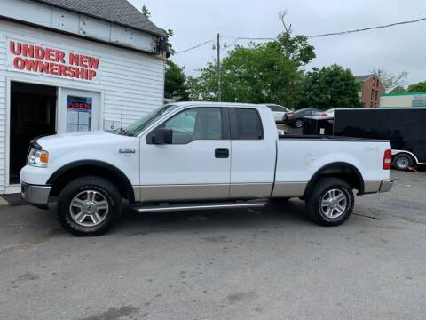 2007 Ford F-150 for sale at Car VIP Auto Sales in Danbury CT