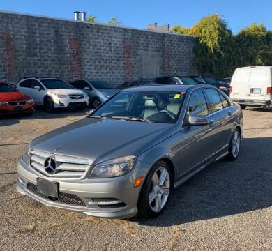 2011 Mercedes-Benz C-Class for sale at Car VIP Auto Sales in Danbury CT