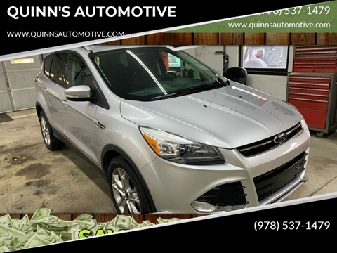 Used Cars Leominster Ma >> Quinn S Automotive Car Dealer In Leominster Ma
