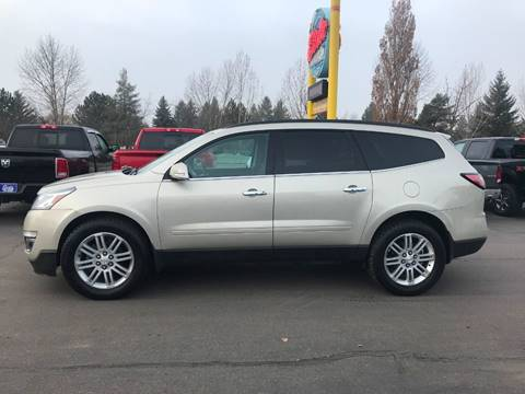 2015 Chevrolet Traverse for sale in Missoula, MT