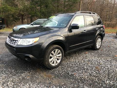 2012 Subaru Forester for sale in Pawling, NY