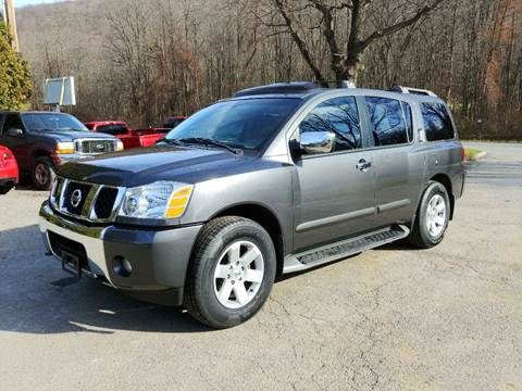 2004 Nissan Armada for sale in Pawling, NY