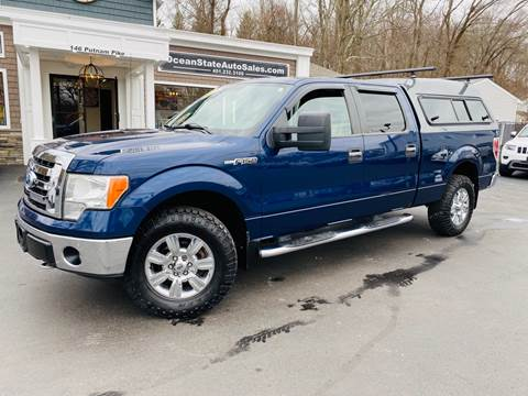 2009 Ford F-150 for sale at Ocean State Auto Sales in Johnston RI