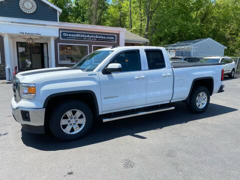 2015 GMC Sierra 1500 for sale at Ocean State Auto Sales in Johnston RI