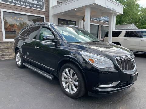 2014 Buick Enclave for sale at Ocean State Auto Sales in Johnston RI