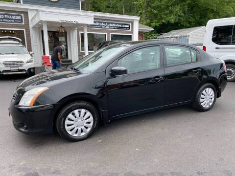 2010 Nissan Sentra for sale at Ocean State Auto Sales in Johnston RI