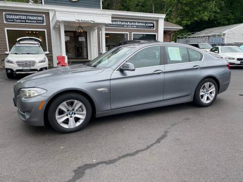 2012 BMW 5 Series for sale at Ocean State Auto Sales in Johnston RI