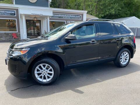 2013 Ford Edge for sale at Ocean State Auto Sales in Johnston RI