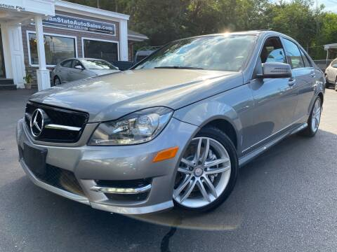 2014 Mercedes-Benz C-Class for sale at Ocean State Auto Sales in Johnston RI