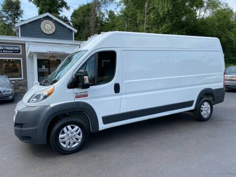 2016 RAM ProMaster Cargo for sale at Ocean State Auto Sales in Johnston RI