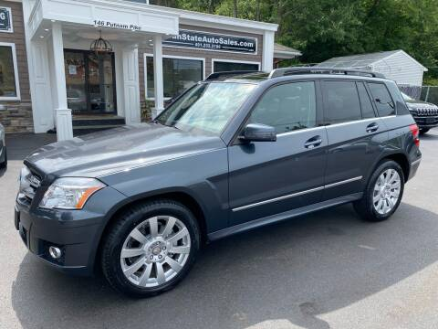 2011 Mercedes-Benz GLK for sale at Ocean State Auto Sales in Johnston RI