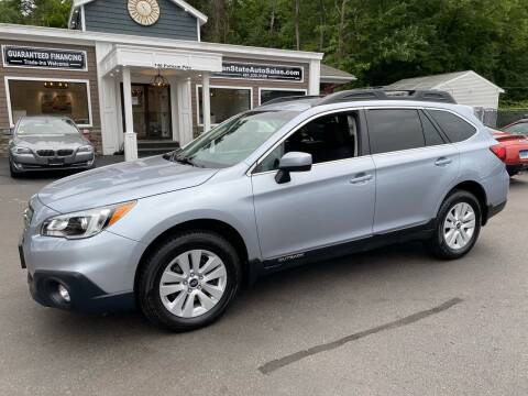 2015 Subaru Outback for sale at Ocean State Auto Sales in Johnston RI