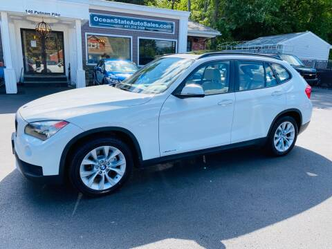 2013 BMW X1 for sale at Ocean State Auto Sales in Johnston RI
