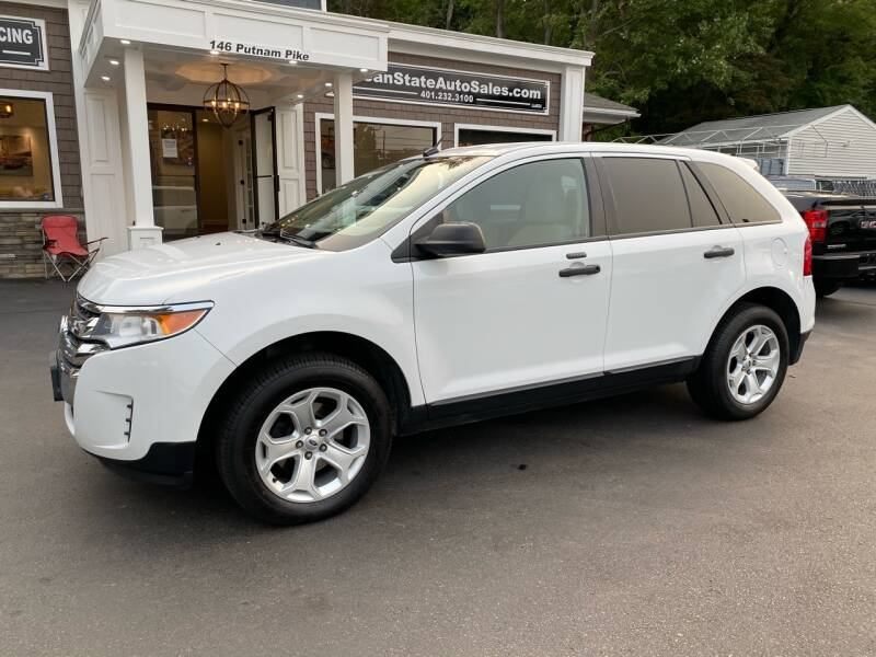 2014 Ford Edge for sale at Ocean State Auto Sales in Johnston RI