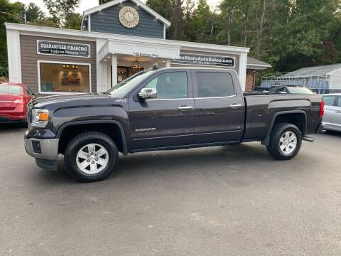 2014 GMC Sierra 1500 for sale at Ocean State Auto Sales in Johnston RI