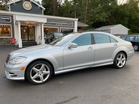 2010 Mercedes-Benz S-Class for sale at Ocean State Auto Sales in Johnston RI