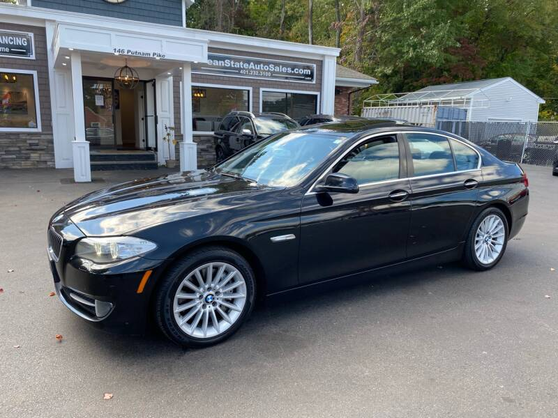 2013 BMW 5 Series for sale at Ocean State Auto Sales in Johnston RI