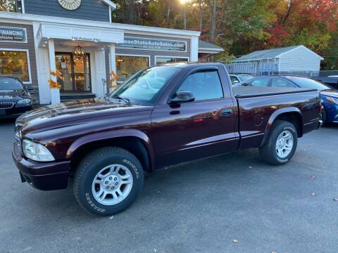 2004 Dodge Dakota for sale at Ocean State Auto Sales in Johnston RI