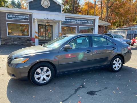 2009 Toyota Camry for sale at Ocean State Auto Sales in Johnston RI